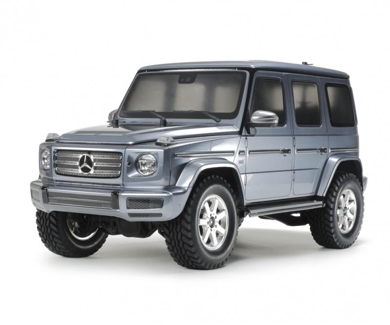 Mercedes Benz G-Klasse G500 1:10 Cross Country CC-02 Bausatz