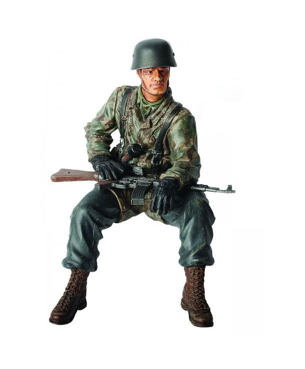 1:16 Figur Obergefreiter Helmut Rossel