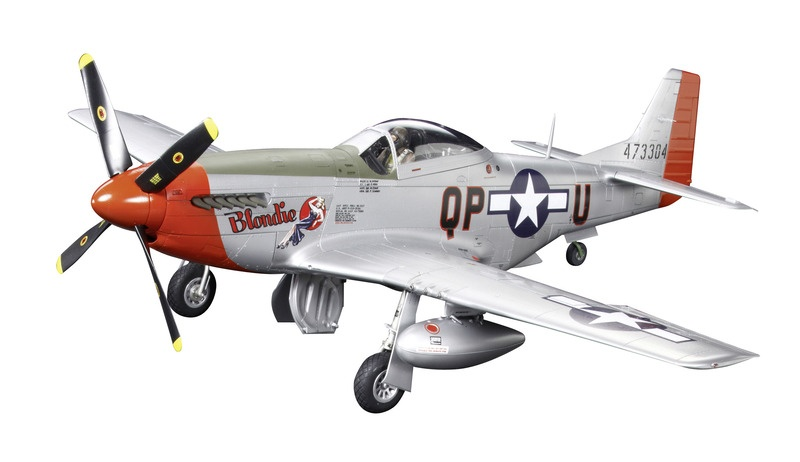 1:32 WWII North American P-51