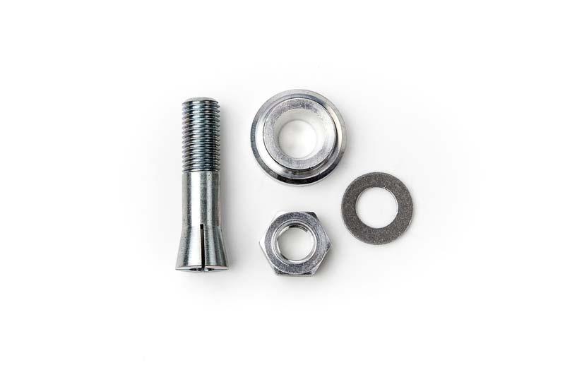 Spannkonus Stahl 35 - M8 - 5,0mm Luftschrauben-Kupplung