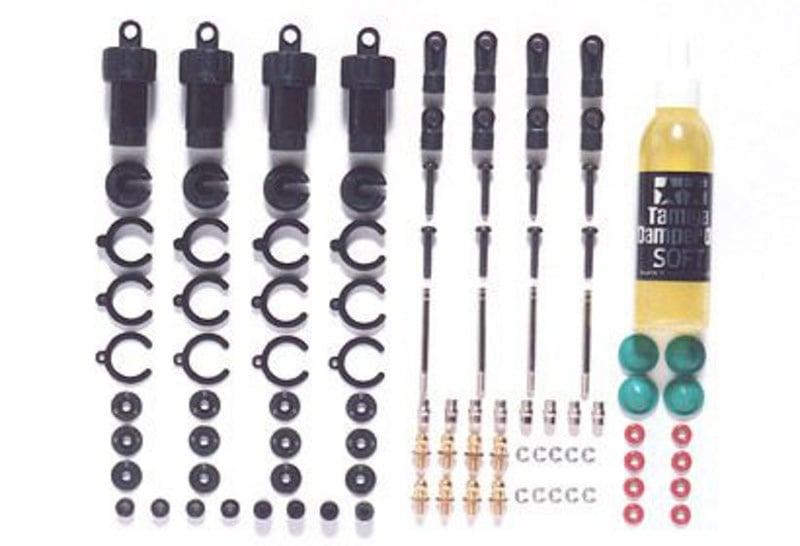 CVA MINI-Öldruckstoßdämpfer Satz C.V.A - TT-01 TT-02
