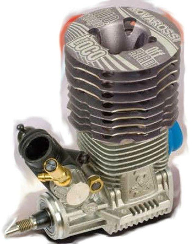 LOCO 3.5ccm 3-Kanal Turbo Motor, 1:8 Offroad