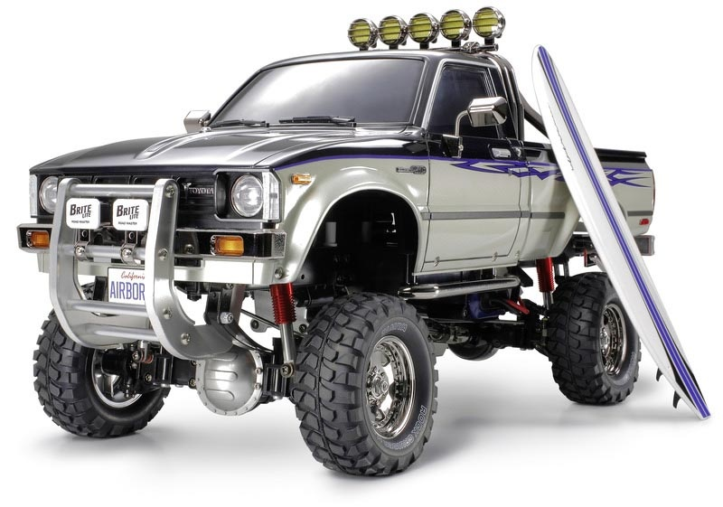 Toyota Hilux High Lift 3-Gang 4WD Kit