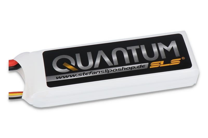 SLS Lipo Quantum 3000mAh 3S1P 11,1V 65C/130C