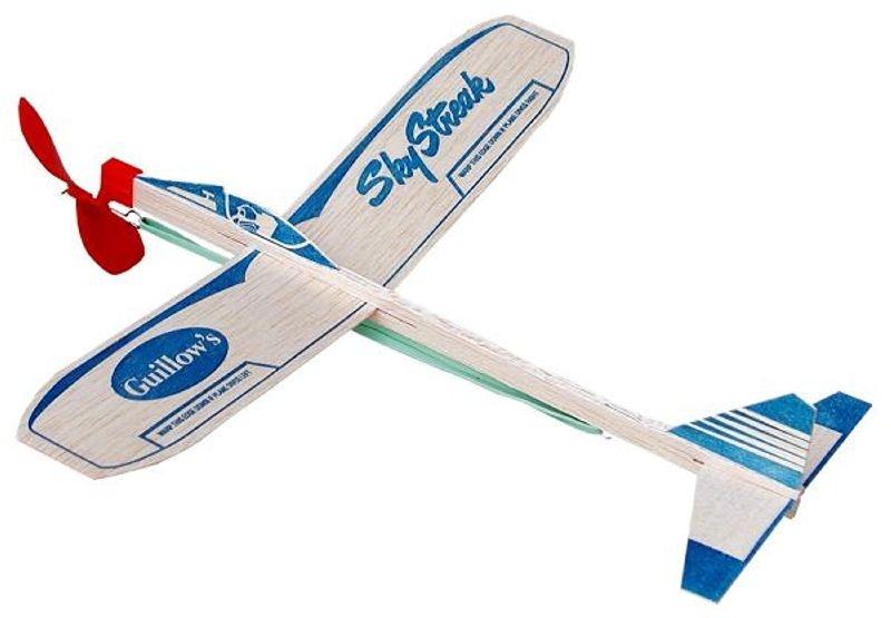 Sky Streak Gummiflugmodell 300mm Spannweite
