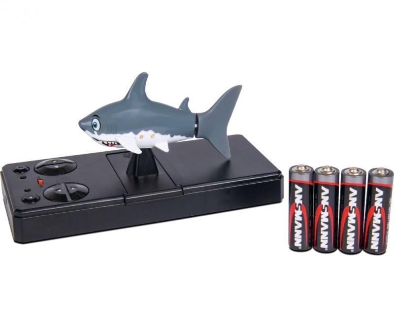 RC Sharky - ferngesteuerter Hai 40MHz 100% RTR