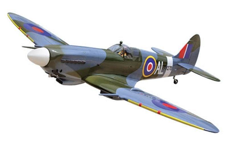 Black Horse Spitfire IX ARTF