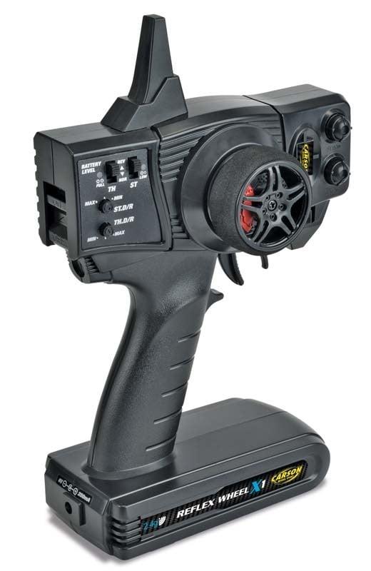FS Reflex X1 2-Kanal Fernsteuerung 2.4Ghz