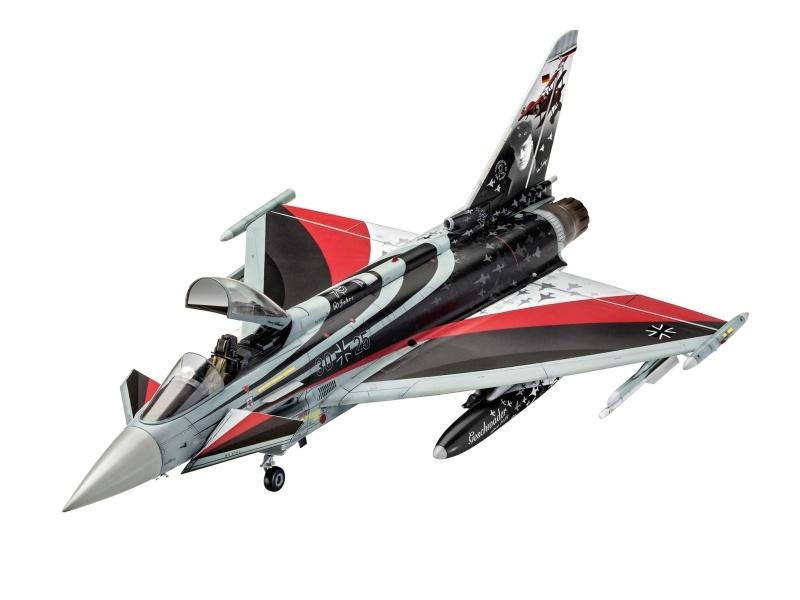 Eurofighter Typhoon BARON SPIRIT Plastikbausatz 1:48