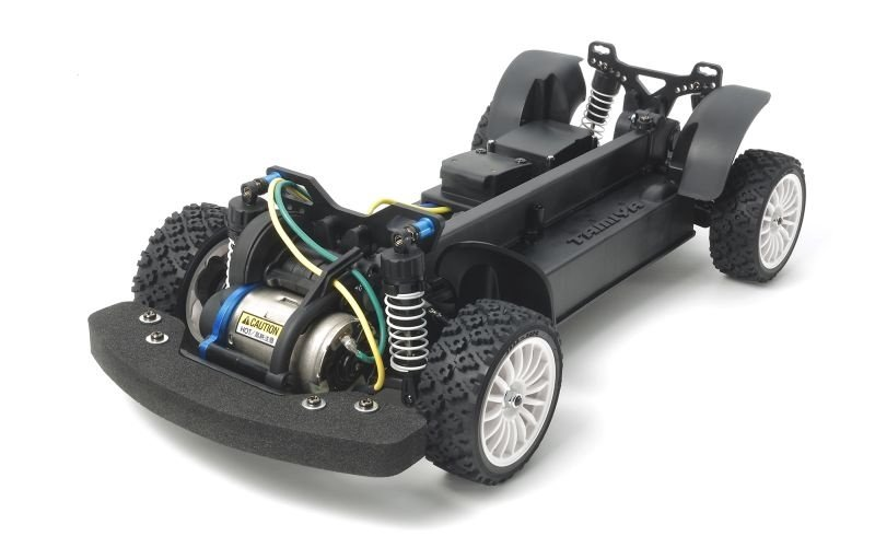XV-01 Chassis Long Damper Spec 1:10 Rally