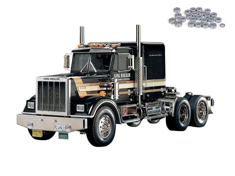 Truck King Hauler Black Edition + Kugellager