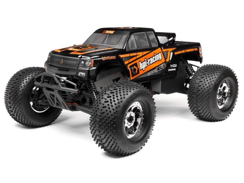 Savage XL Octane RTR 1/8 Monster Truck mit 15ccm Benzinmotor