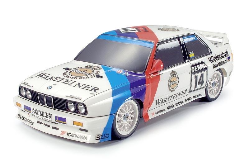 BMW SCHNITZER M3 EVO TT 01 mit Fahrtenregler Kit