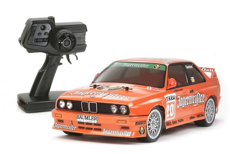 1:10 RC XBS BMW M3 Jägermeister Tourenwagen RTR