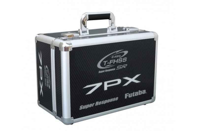 Senderkoffer abschließbar für Futaba T7PX