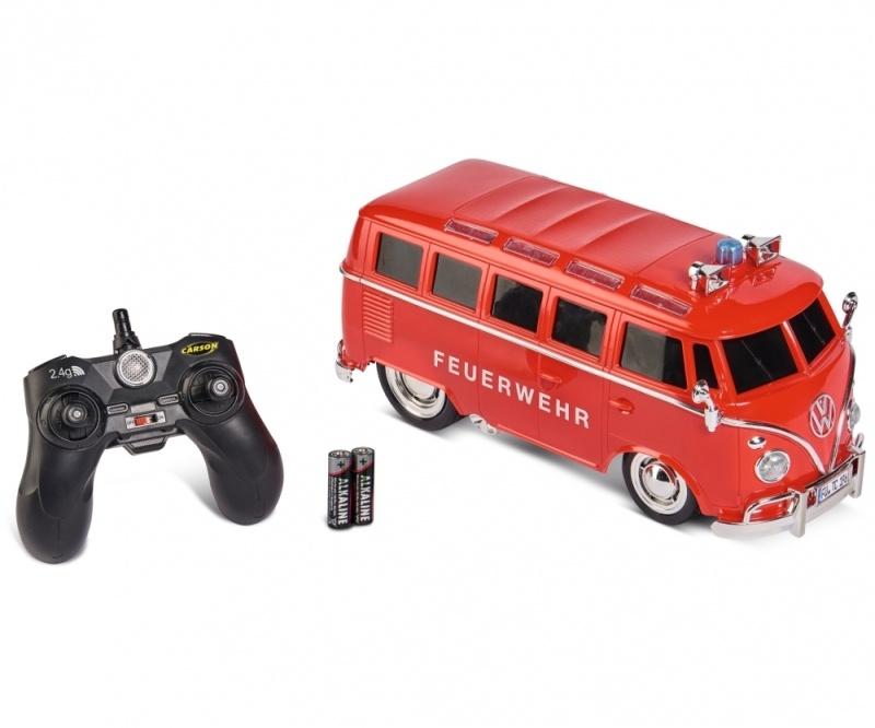 VW T1 Samba Bus Feuerwehr 1:14 Onroad 2,4GHz 100% RTR