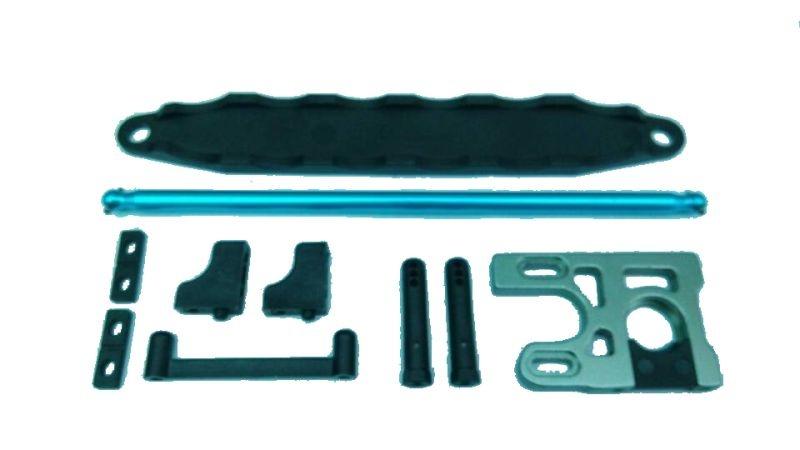 Metallteile Set 2 für die Auto Serie V2 und V2 Pro