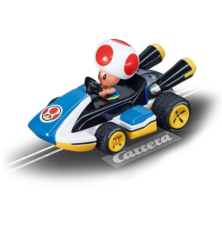GO!!! Nintendo Mario Kart 8 - Toad