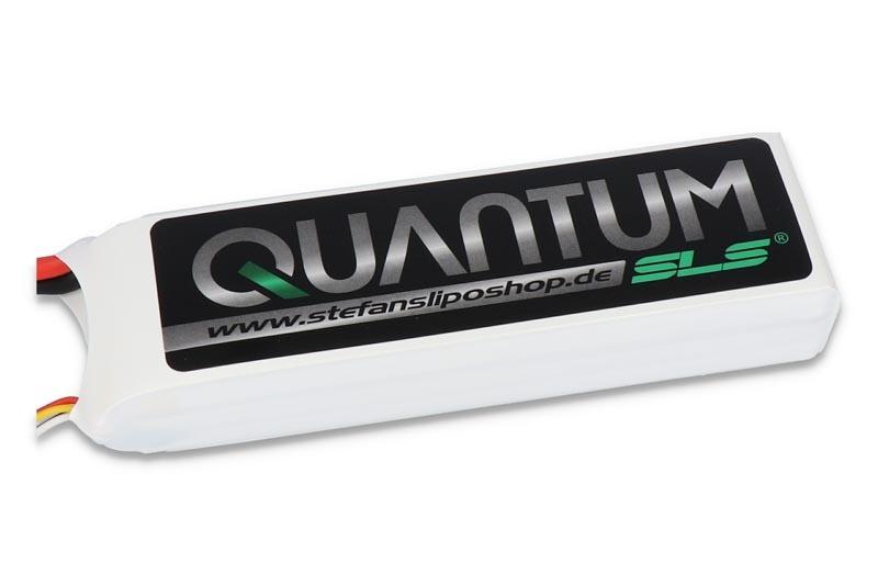SLS Quantum 5000mAh 3S1P 11,1V 30C/60C