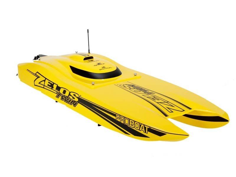 Pro Boat Zelos 36 Brushless Twin Catamaran RTR
