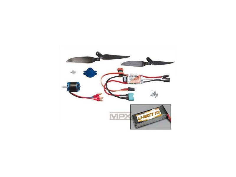 Antriebssatz Merlin Tuning LiBATT powered