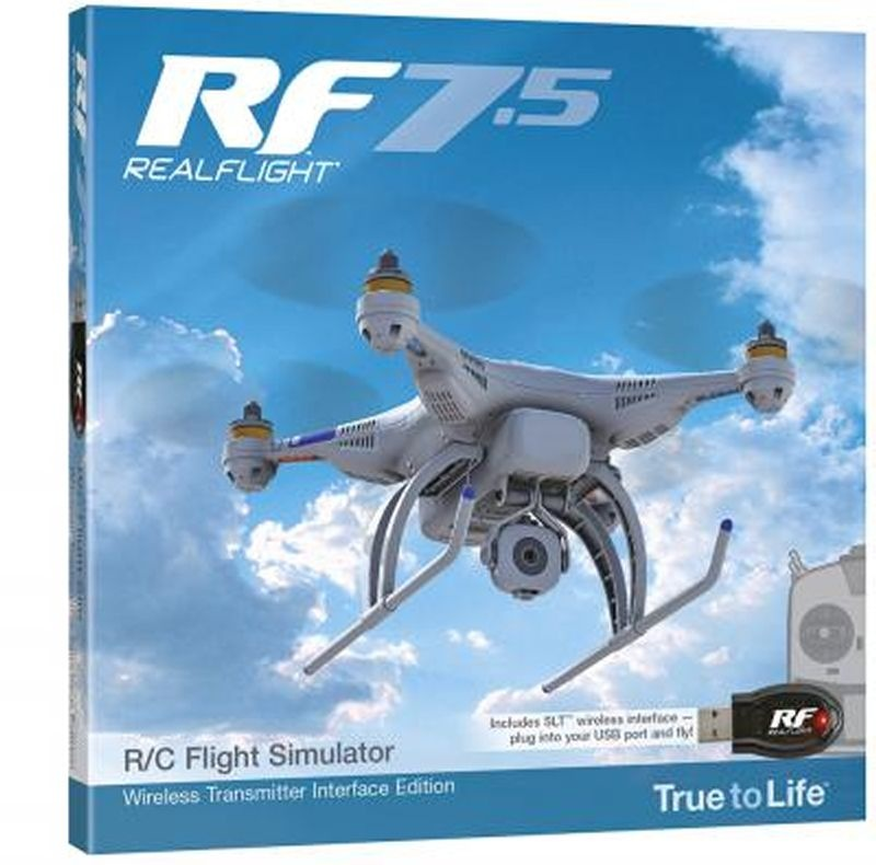 RealFlight 7.5 Wireless Interface Version (SLT)