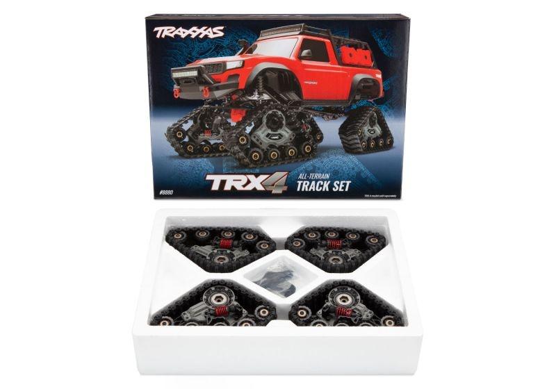 All-Terrain Traxx Set für Schlamm, Sand und Schnee TRX-4