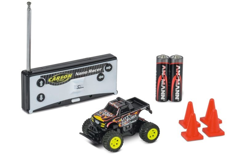 Nano Racer Little Foot 1/60 Off-Roader 40MHz 100% RTR