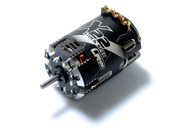 X22 Stock Spec Brushless Motor 17.5T, Sensored