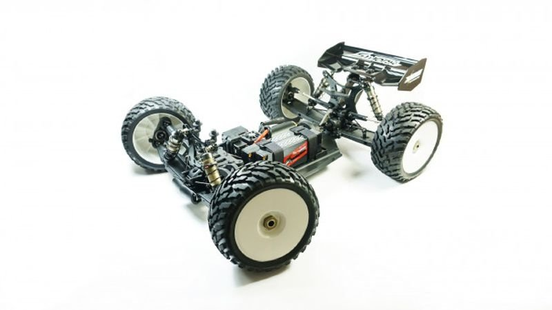ZEUS 1/8 Elektro Brushless Pro Monster Truck Kit
