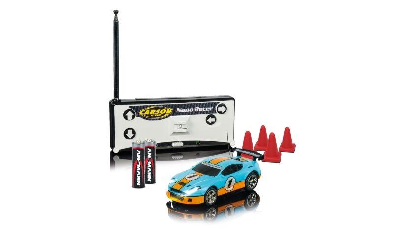 Nano Racer Classic Boss 1:60 100%RTR mit Fernsteuerung