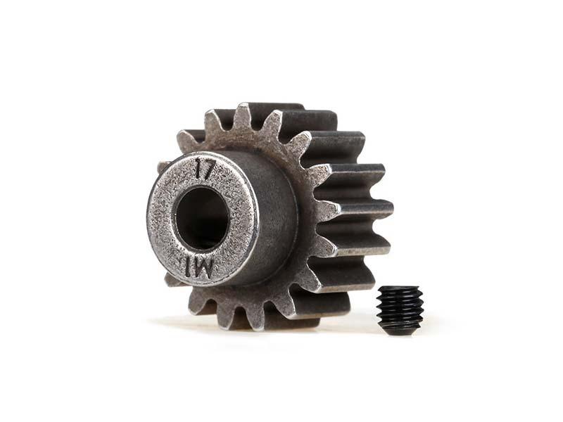 Zahnrad, 17-T Ritzel (1.0 Modul, 20° Press-Winkel) 5mm Welle