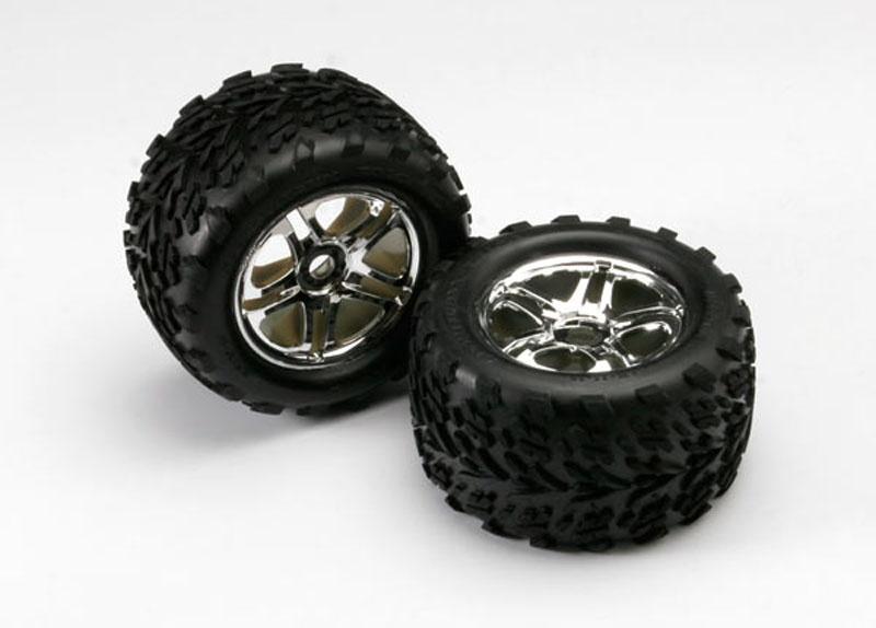 Reifen+Felgen verklebt MAXX 17mm Mitnehmer