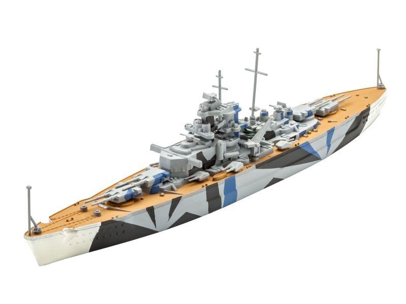Schlachtschiff Tirpitz 1:1200