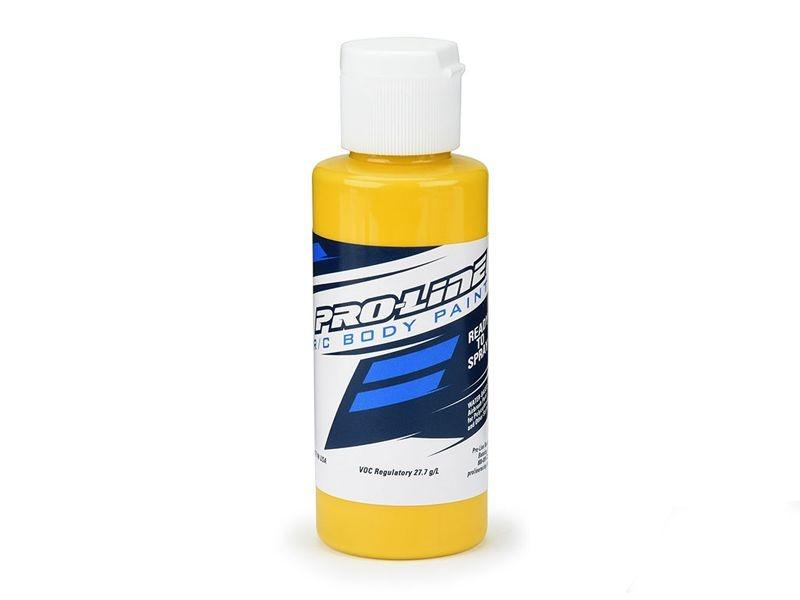 RC Body Paint - Sting yellow Airbrush Farbe 60ml