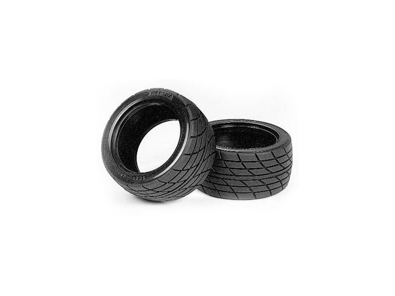 Reifen Super Radial 30mm breit für 1/10 Fahrzeuge