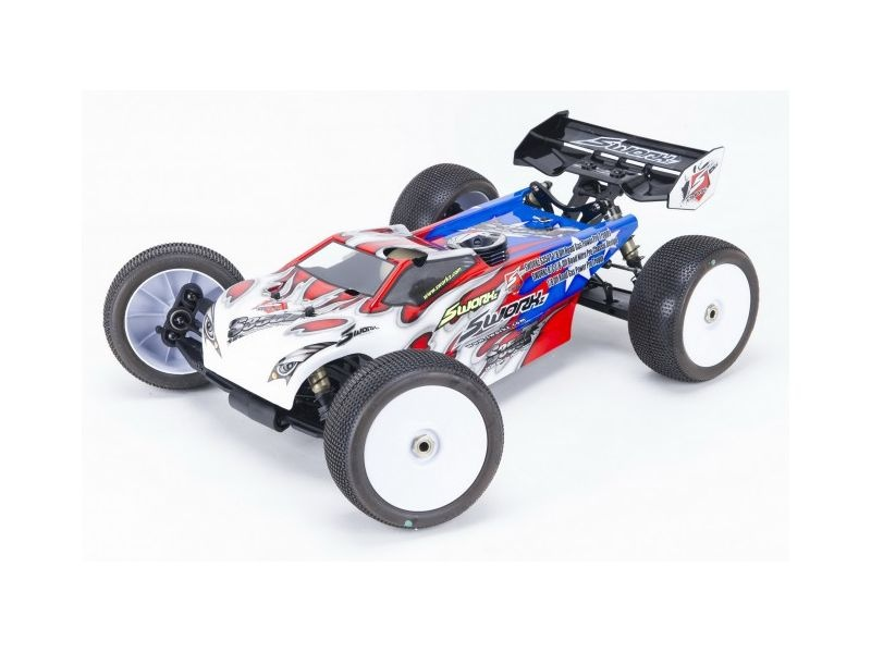 S350T 1/8 Offroad Racing Truggy