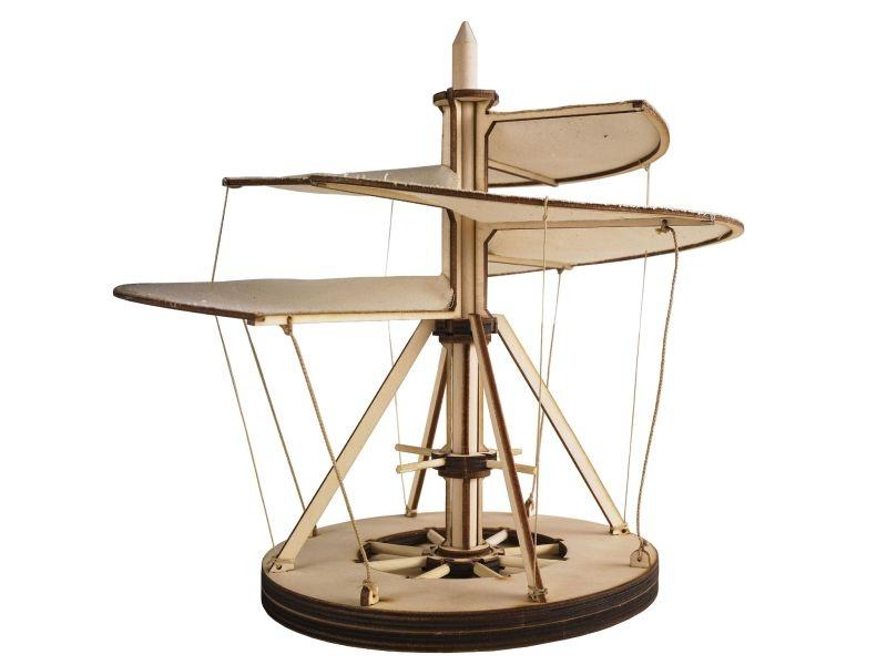 500 Jahre Leonardo da Vinci Luftschraube