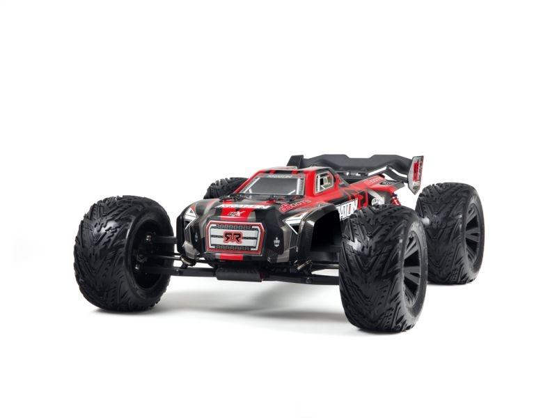 ARRMA KRATON 6Sv2 4WD BLX Race Monster RTR 1/8 rot