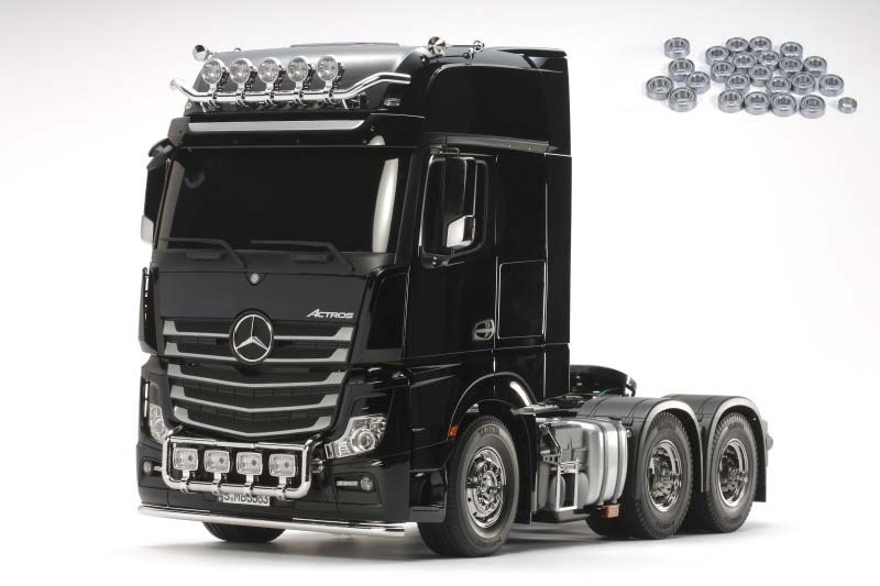 Mercedes Benz Actros 3363 Giga Space 6x4 + Kugellager
