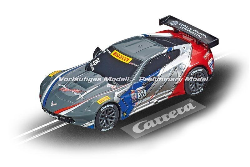 GO!!! Chevrolet Corvette C7.R GT3 Callaway Competition No.26