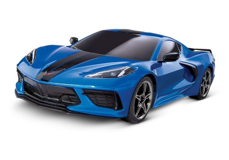 Corvette Stingray 4TEC 3.0 4WD Tourenwagen 1:10 blau