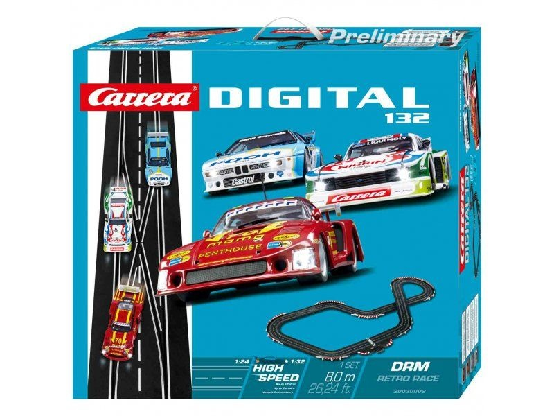 Digital 132 Startpackung DRM Retro Race