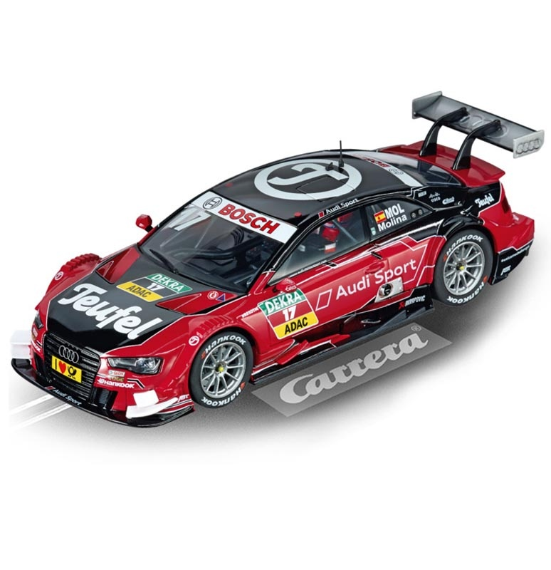 Digital 132 Audi A5 DTM M.Molina, No.17