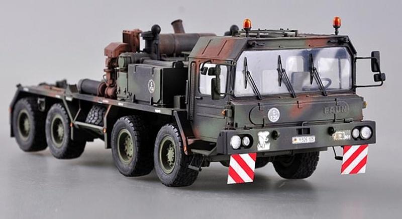 Faun SLT-56 Panzer Schwerlasttransporter 1:35 Bausatz