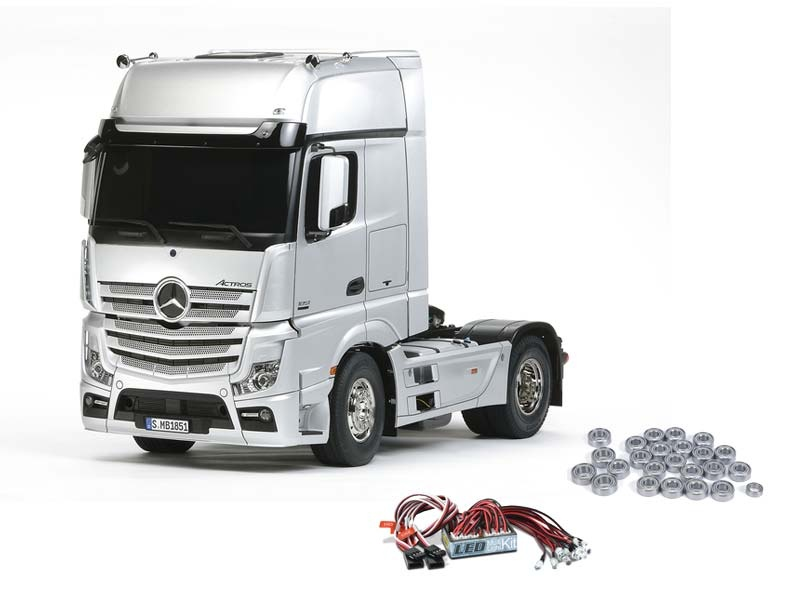 Mercedes Benz Actros 1851 GigaSpace incl. LED, ball bearings