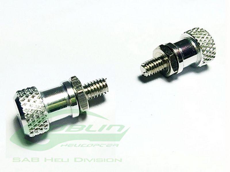 Haubenschnellverschluss Set Magnetisch - Goblin 380