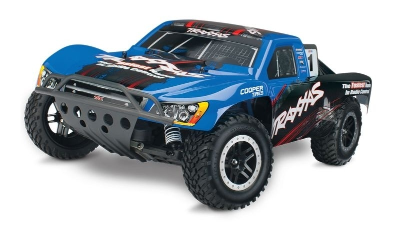 Nitro-Slash Short Course Racing Truck 2WD RTR 1/10 2.4GHz