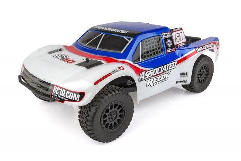 ProSC10 AETeam 1/10 2WD Short Course Brushless 2,4GHz RTR