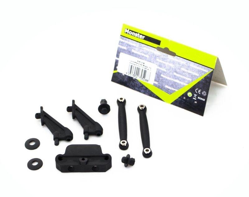 Kunstoffteile Set Buggy für Monstertronic Car Serie V3
